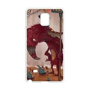 DIY Samsung Galaxy Note 4 Case, Zyoux Custom Cheap Samsung Galaxy Note 4 Cell Phone Case - Animal