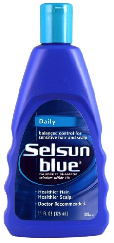 Selsun Blue Dandruff Shampoo, Normal to Oily 11 fl oz