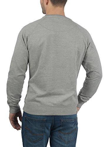de hommes en de Pull Sweat zinc70815 coton Mélange haute Pull Pull mélange cou qualité ras Mélange pour du BdxsQthrC