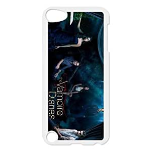 Ipod Touch 5 Phone Cases White The Vampire Diaries LSER5534292