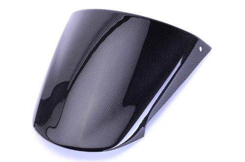 Bestem CBTR-STREET-STC Black Carbon Fiber Seat Cowl for Triumph Street Triple 2008 – 2012 ()