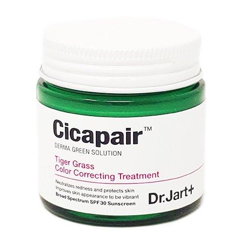 Tiger Nose Makeup (Dr. Jart+ Cicapair Tiger Grass Color Correcting Treatment)