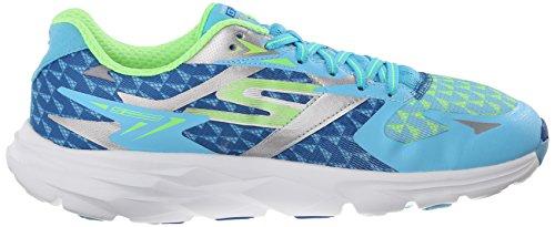 Zapatillas Running Run Skechers 5 bllm Ride Mujer De Go Azul Para qxIF4Agw