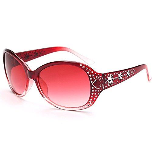 MosierBizne Fashion Imitation Oval Sunglasses Men And Women - Ban Ray Wayfarer Imitation