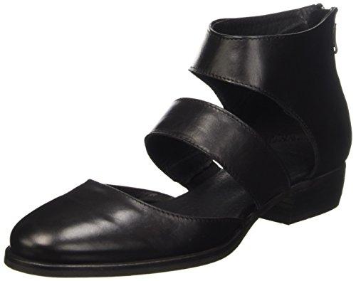 BATA 5946259, Zapatillas Altas para Mujer Negro (Nero)