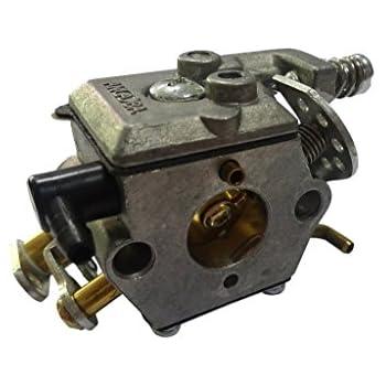 Amazon.com: Carburador para Motosierra Zenoah Komatsu 6200 ...