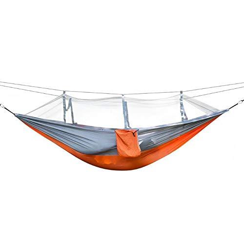 Hammocks - Portable Outdoor Parachute Hammock Mosquito Net Nylon Hanging Bed Sleeping Swing Backpacking Travel - Next Girls Rada Frames Green Supplies Pet Chair 50 - Tent Hammock Ferret