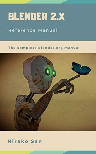 Blender 2 x Reference Manual