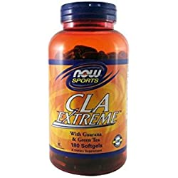 NOW Sports CLA Extreme,180 Softgels