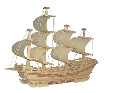 3D Wooden Jigsaw Puzzle for Kids and Adult