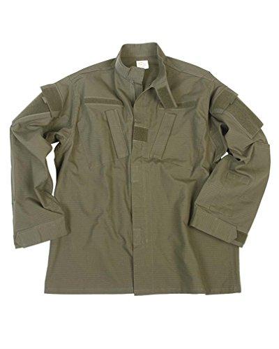 Mil-Tec US ACU Field Jacket Men Ripstop Olive