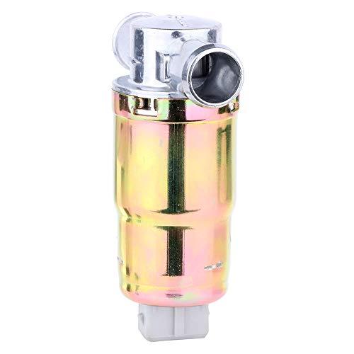 LSAILON 2H1099 Equipment Fuel Injection Idle Air Control Valve Compatible with Dodge Monaco, Eagle Medallion/Premierm, Peugeot 505, Porsche 911/924/ 928/944, Volvo 242/244/ -