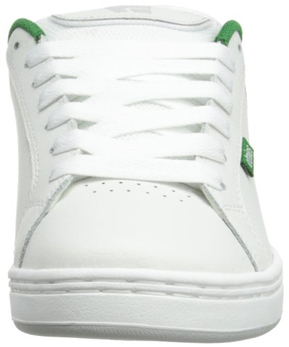 Etnies Mens Chaussure De Skate Fader Blanc / Blanc / Gris Clair