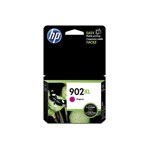 HP T6M06AN#140  902XL Magenta High Yield Original Ink Cartridge (T6M06AN)