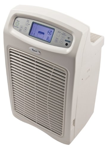 Whirlpool APR25530L Whispure 190-CADR Electronic Air Purifier with True HEPA ()