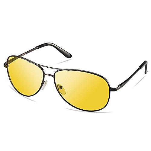 29dd471c5a1 Zheino 5904 Full Mirror Sun Glasses Men Women Pilot Polarized Anti Glare  Driving Glasses Riding Sports Eyewear - Buy Online in UAE.