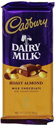 CADBURY DAIRY Roast Almond Chocolate