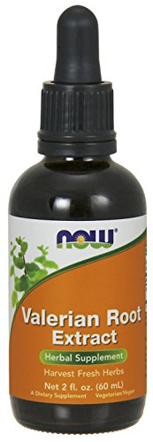 NOW Valerian Root Extract 2 Ounce product image
