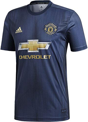 adidas Manchester United 3rd Jersey 2018/2019 - S (Replica United Manchester)