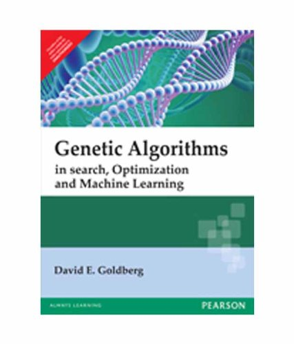 Genetic Algorithms by Dorling Kindersley Pvt Ltd