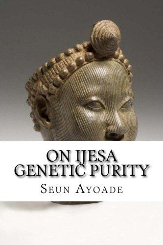 Read Online On Ijesa Genetic Purity pdf