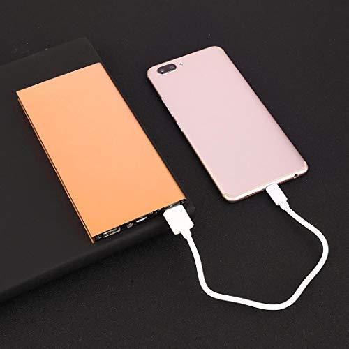 sholdnut External Power Bank, Ultra-Thin 20000mAh Portable External Battery Charger Power Bank for Cell Phone Portable Power Banks