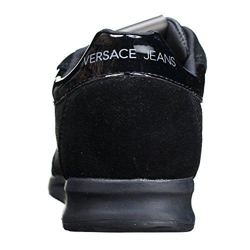 Versace Jeans Linea Fondo Marc DIS 1 Coated Chevron E0YRBSC177150899, Turnschuhe - 42 EU