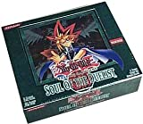 YuGiOh Yu-Gi-Oh: Soul of the Duelist Booster Box [Unlimited]