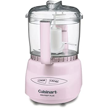Cuisinart DLC-2A Mini-Prep Plus Food Processor, 24 Ounce, Pink DISCONTINUED BY MANUFACTURER
