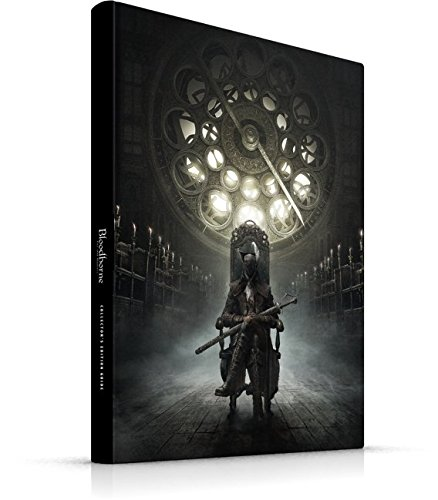 Bloodborne The Old Hunters Collector's Edition Guide pdf