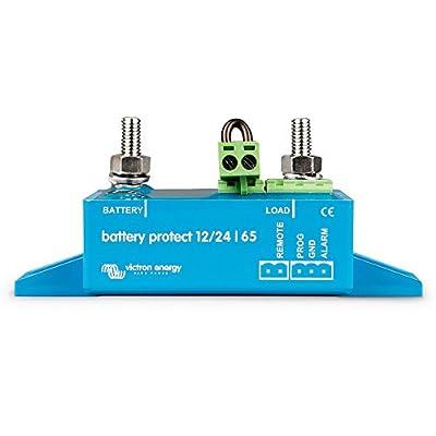 Victron BatteryProtect BP-65-65AMP - 6-35 VDC [BPR000065400]: Electronics