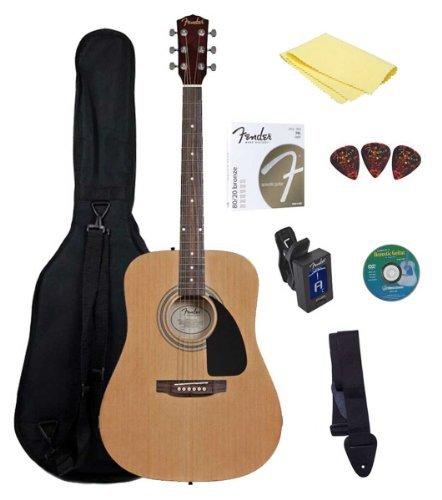 fender guitar starter - 8