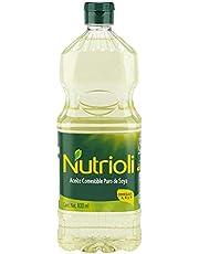 Nutrioli Aceite de Soya 800 ml, Neutro