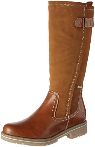 Tamaris 26695 Stivali Donna Marrone nut
