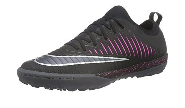 70267d6797 Nike MercurialX Finale TF Turf Soccer Shoe (Sz. 10.5) Black