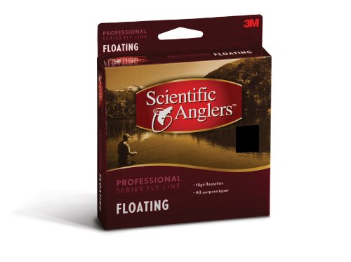 Scientific Anglers Professional Floating Fly Line WF8F