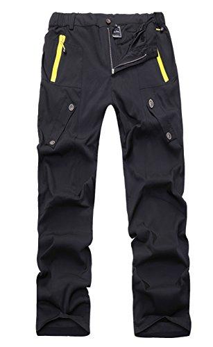 指導するおなかがすいた階層男性のための屋外の軽量防水服ハイキング?登山パンツfanhang