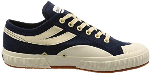 Baskets 2750 Mixte Superga cotu Panatta Basses ecru 903 Adulte Navy St7Rwdq