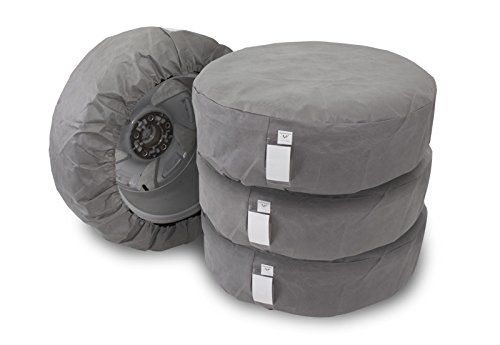 Reifentaschen-Set Felgentaschen XL 4-tl 17-20 Zoll AZUGA