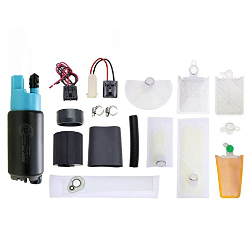 Hfp 382 Replacement Fuel Pump With Strainer And Installation Kit