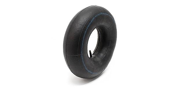 Tubo para neumático de cortadora de césped 16x6.50-8 con válvula recta: Amazon.es: Jardín