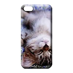 iphone 5 5s Hybrid Unique Perfect Design phone back shell cat