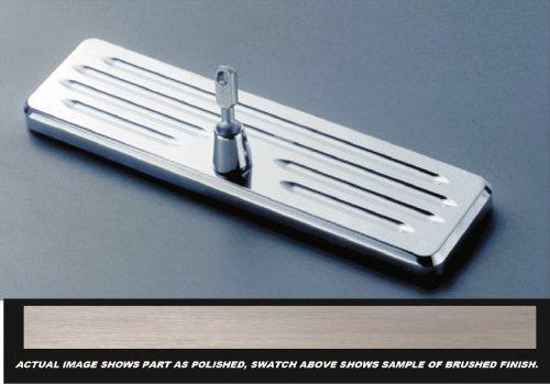 All Sales 25872 Brushed Billet Aluminum 8