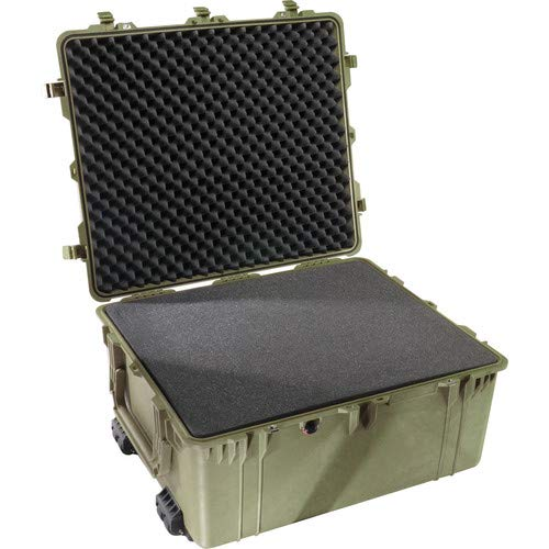 1690 Transport Case with Foam (Olive Drab Green) [並行輸入品]   B07MJYSZ2S
