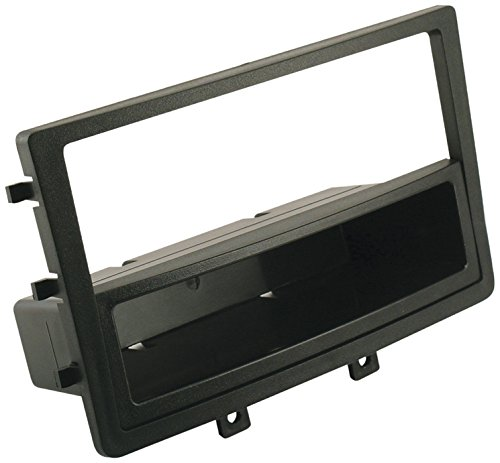 SCOSCHE NN1456B 2006-Up Nissan 350z Double DIN or DIN w/Pocket Install Dash Kit ()