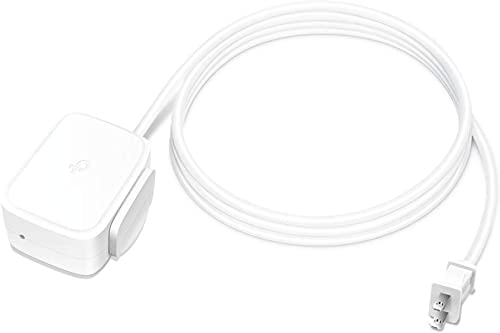 KASA Cam Outdoor Extension TP-Link, 15-Foot Cable, Weatherproof KA200E , White