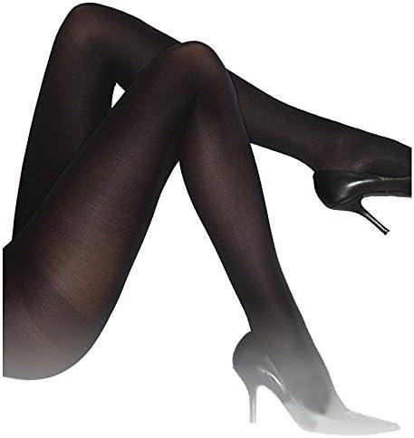 Black various sizes Ladies 1 Pair Plus Size 70 Denier Opaque Tight with Lycra