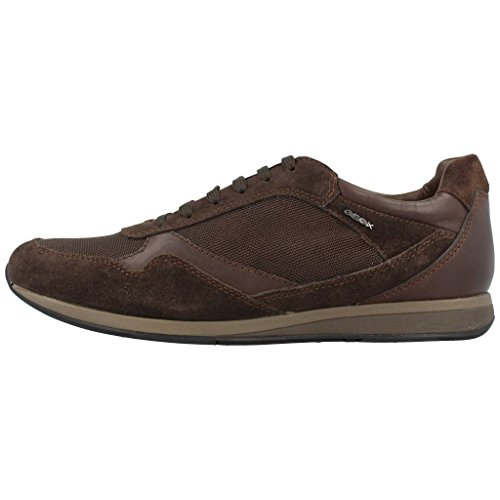brand GEOX Men's B Brown shoes Brown Coffee Brown colour MARVIN Dark U Men's Shoes model GEOX IrqqtUB