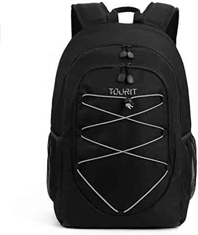 TOURIT Insulated Cooler Backpack Bag Lightweight Backpack with Cooler Water Resistant Back Packs Large Capacity for Hiking, Sports, Travel, Camping, Picnics