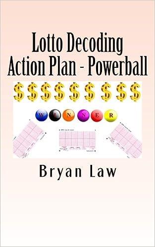 Lotto Decoding: Action Plan - Powerball